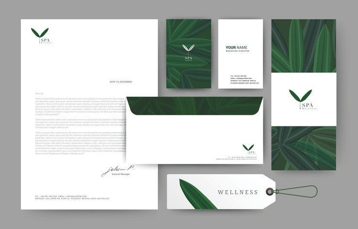 5 Elements of Stunning Letterhead Design